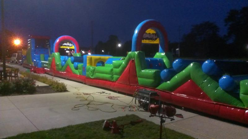 Air Time Inflatables Michigan