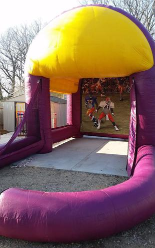 Inflatable Games Rentals Grand Rapids Michigan And West